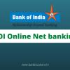 BOI Online Net banking