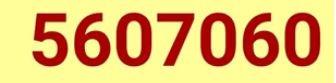Canara Bank SMS number