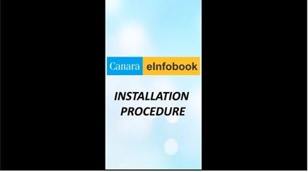 Canara Bank mobile application